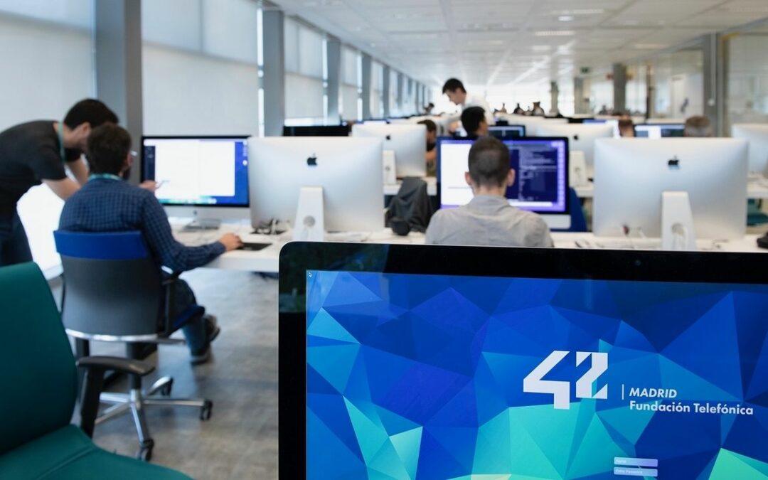 Descubre 42 Madrid, el campus de programación más innovador y exitoso del mundo