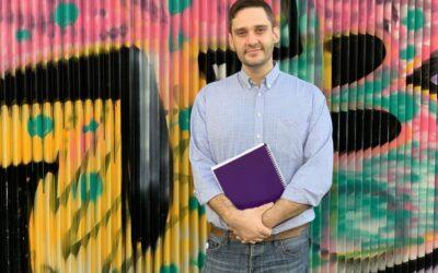Francisco, ganador de la beca de Máster en Derecho Comercial Internacional