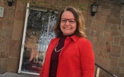 Nereyda, ganadora de una beca de Máster Univ. en Dirección y Gestión Sanitaria