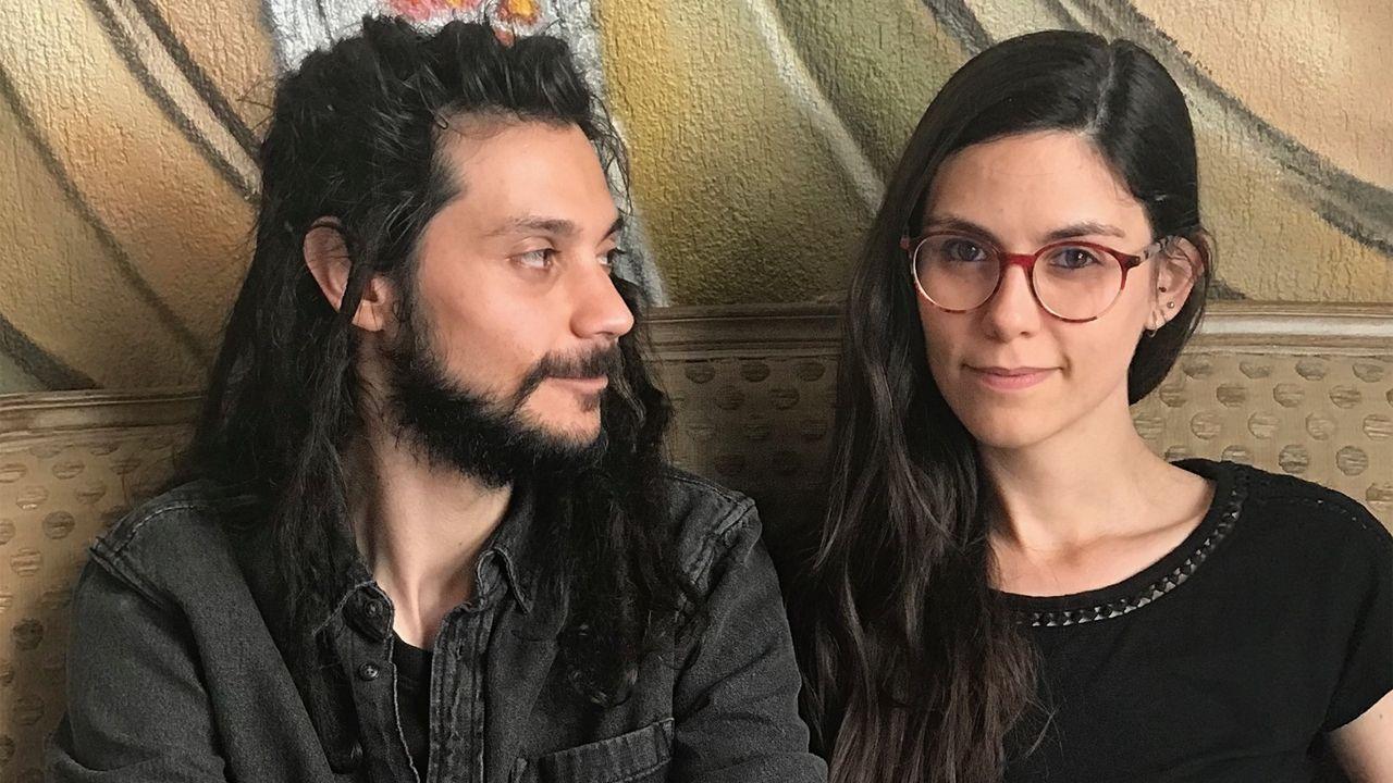 Foto Patricia y Leo