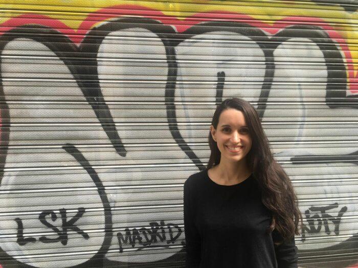 Crisa, ganadora de una beca de doble titulación como profesora de música de infantil y primaria