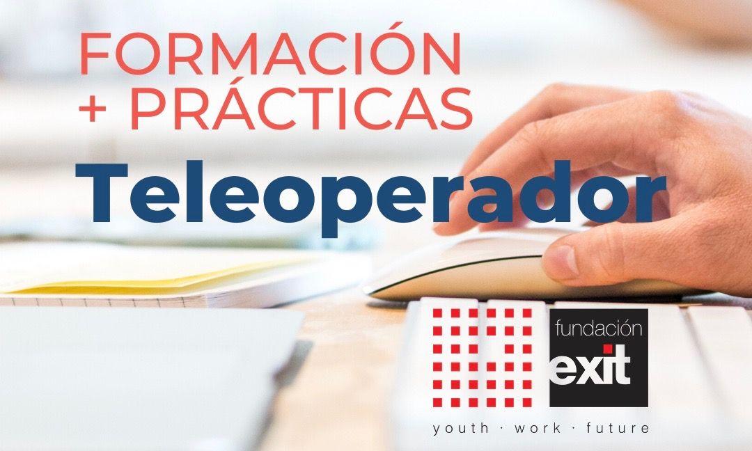 Formación y prácticas como teleoperador/a en empresas call center