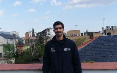 Alejandro consiguió prácticas profesionales gracias a nuestra fundación