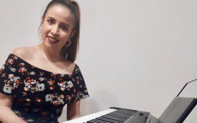 Leana, seleccionada para el curso de Marketing Digital del proyecto Conecta_Educación