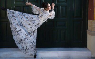 Mariela, más de 35 años dedicados a la danza