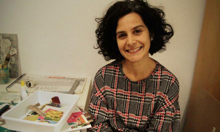 María Fabiana, seleccionada para el curso de Marketing Digital del proyecto Conecta_Educación