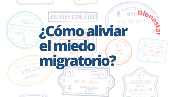 [Encuentro Digital] Bienestar: ¿Cómo aliviar el miedo migratorio?