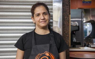 Rosángela: en Madrid siempre me ha acompañado la suerte