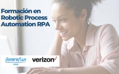 Formación en Robotic Process Automation RPA
