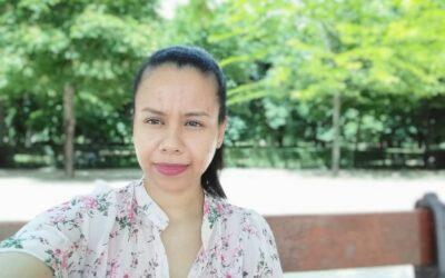 Delismar Rodriguez, ganadora de una beca para el Máster de Energías Renovables y Sostenibilidad Energética