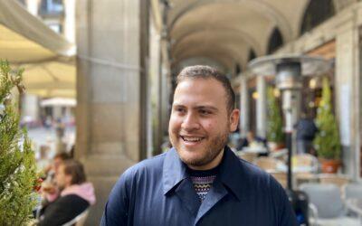 Juan Mancipe, ganador de una beca para el Máster de Marketing Digital y Social Media