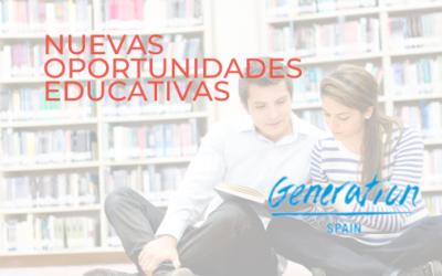 Generation Spain -Nuevas oportunidades educativas-