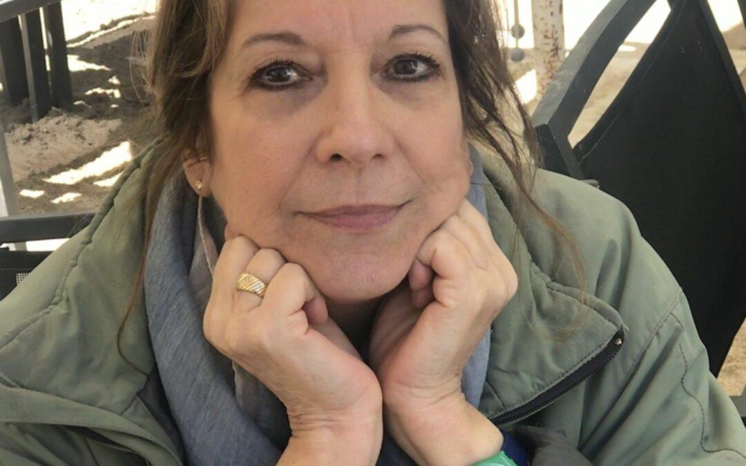 Marina. Llevo a Caracas en los ojos y en el corazón